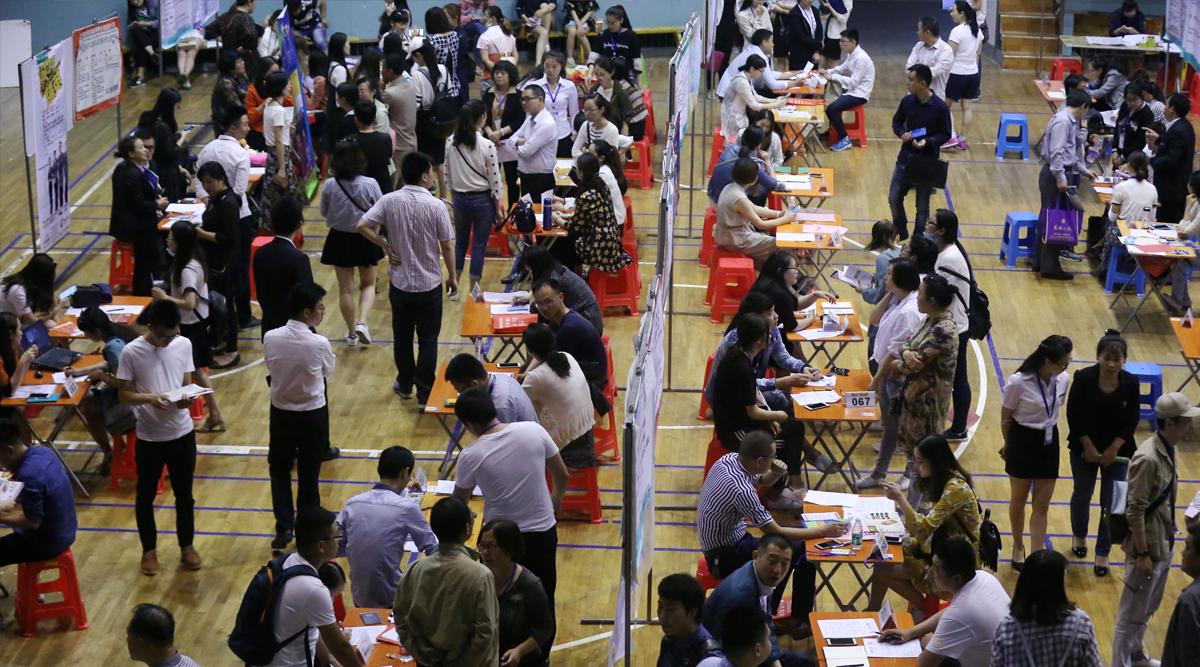 又临毕业季,中国的雇佣环境变好了吗?
