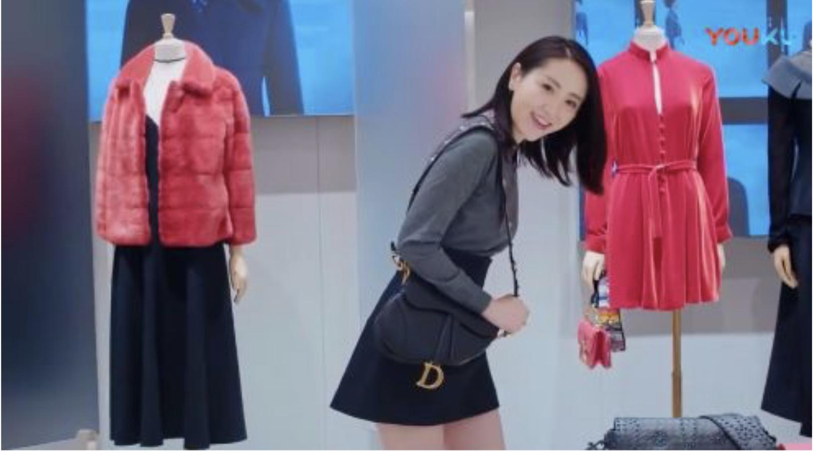 elle女包_Dior马鞍包广告遭受群嘲,年轻化战略为何越走越偏 | 第一财经杂志