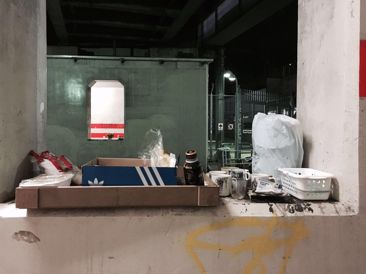 龙的照片_有钱也住桥洞、不愿接受援助 东京流浪汉的生活和你想的不一样 ...