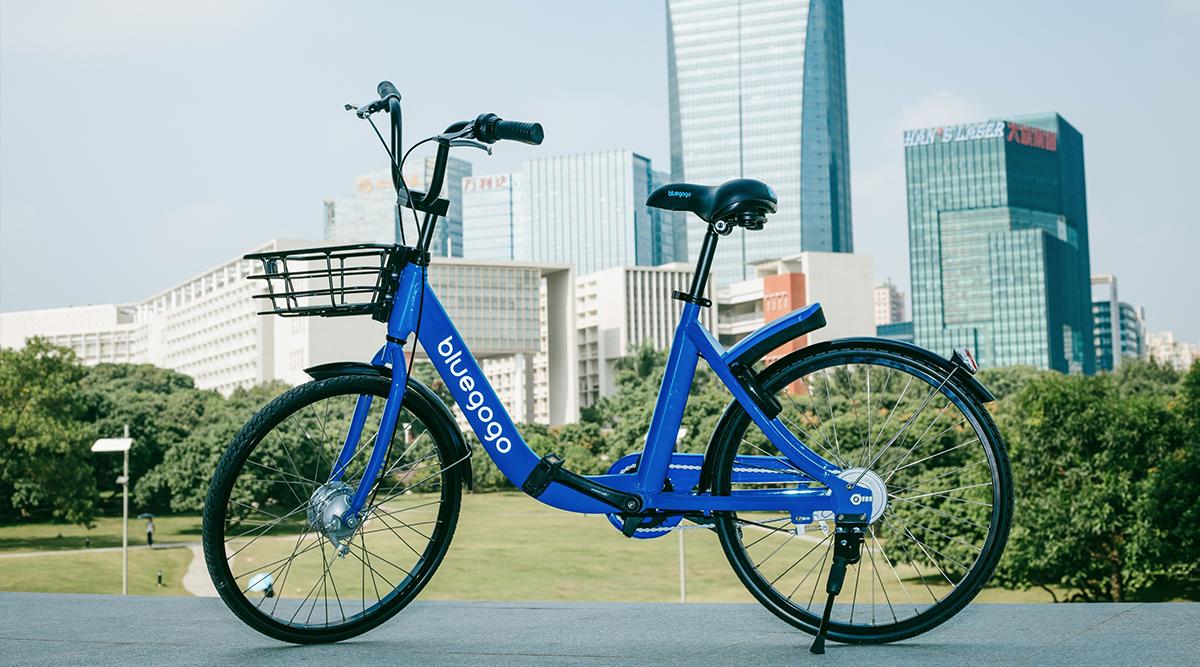 自封行业第三的小蓝单车 靠什么与摩拜、ofo争市场